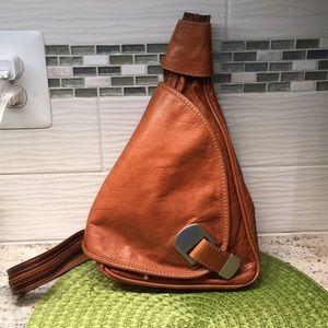 Borse in Pelle Italian leather backpack